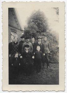 Familie Johann Meiners ca. 1943