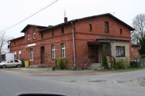 Kaufhaus in Weburg