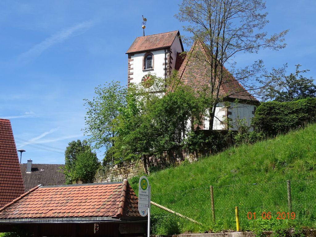 Kirche in Grüntal