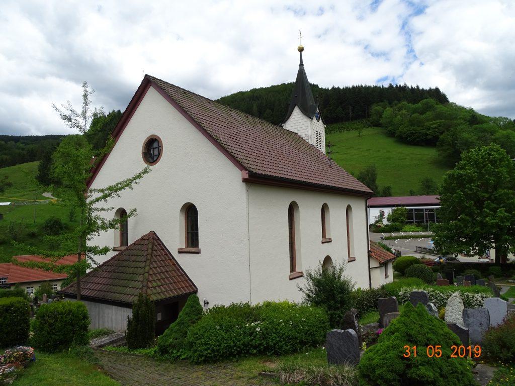 Kirche in Kirnbach