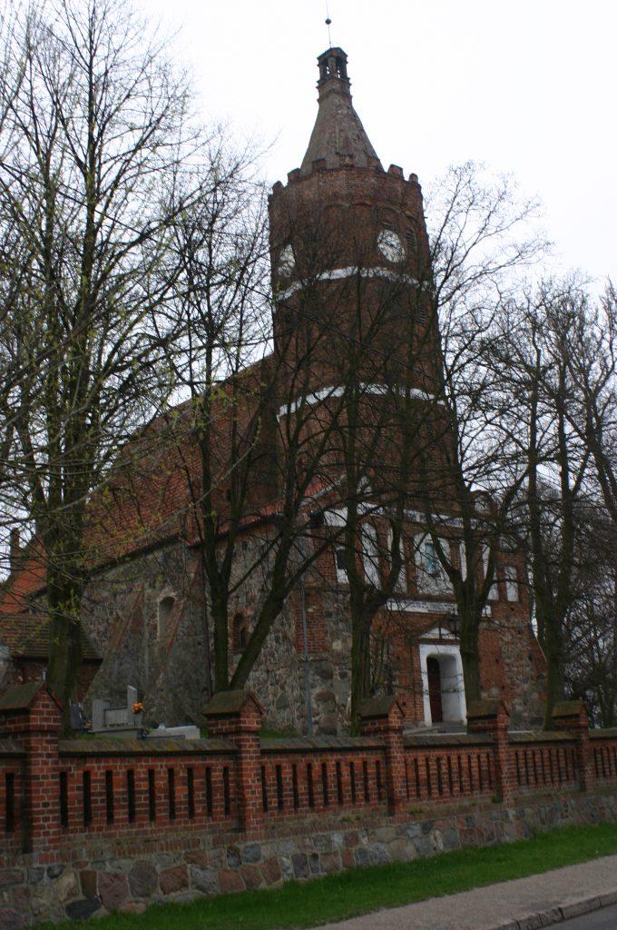 Kirche in Lisewo